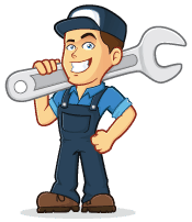Image result for maintenance man transparent